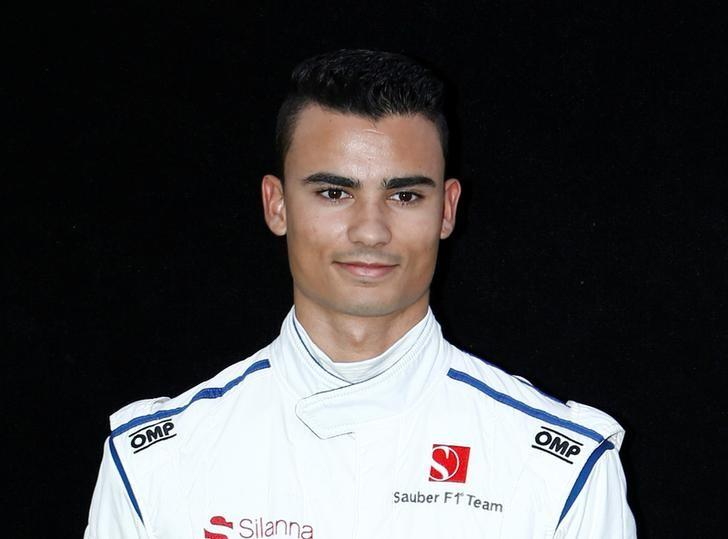 Formula One - F1 - Australian Grand Prix - Melbourne, Australia - 23/03/2017 Sauber driver Pascal Wehrlein of Germany poses during the driver portrait session at the first race of the year.     REUTERS/Brandon Malone/Files