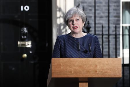 英、6月8日総選挙へ