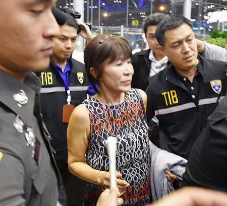 タイ逃亡の山辺容疑者逮捕へ