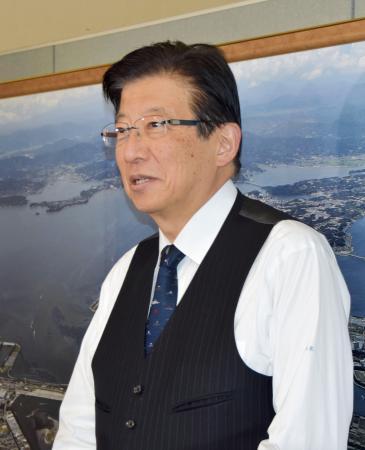 静岡知事が3選出馬へ