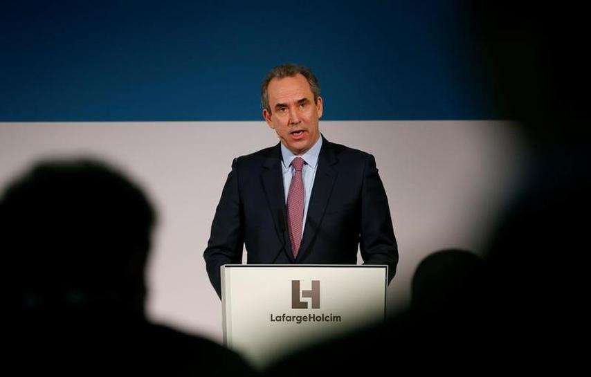 LafargeHolcim CEO to depart in wake of Syria controversy