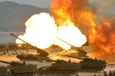 Sabres rattle on the Korean peninsula
