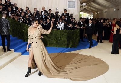 Priyanka Chopra at 2017 Met Gala