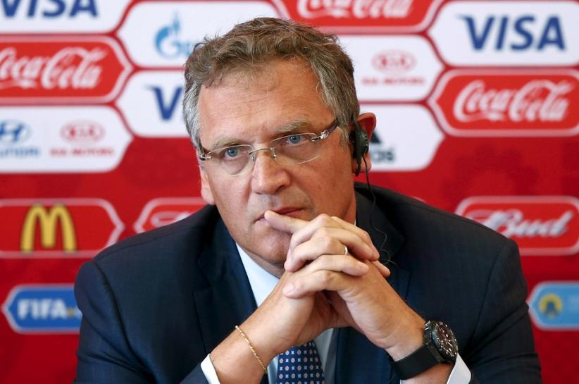 Swiss open criminal case against former FIFA official Valcke, beIN CEO