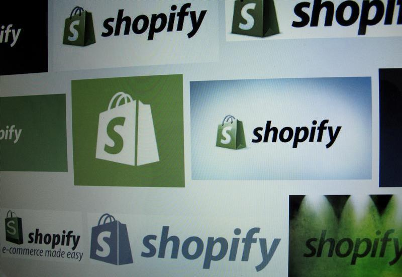 Shopify posts slowest growth since debut; shares slip