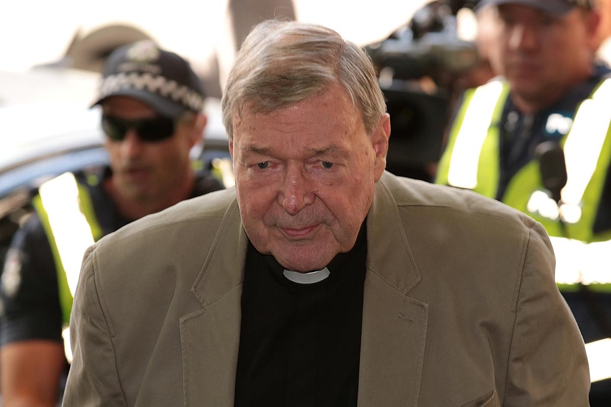 Some charges to be dropped against Vatican treasurer Pell, court hears