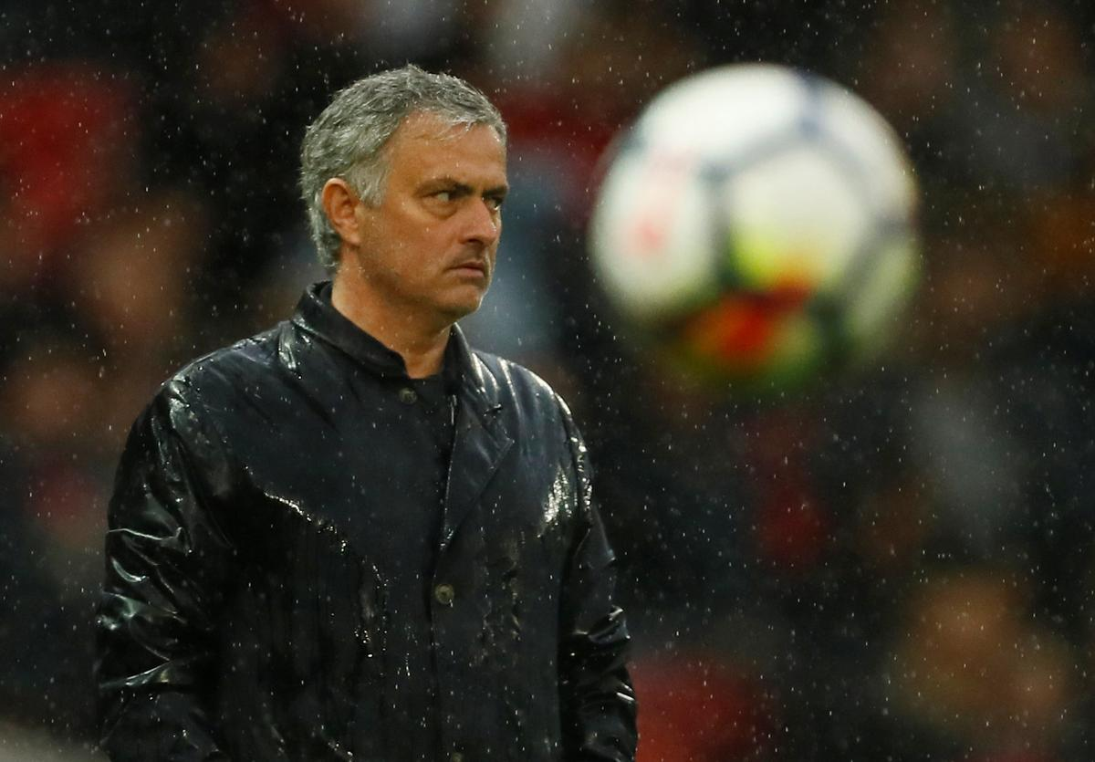 Soccer: Mourinho set to drop players for United's FA Cup semi-final