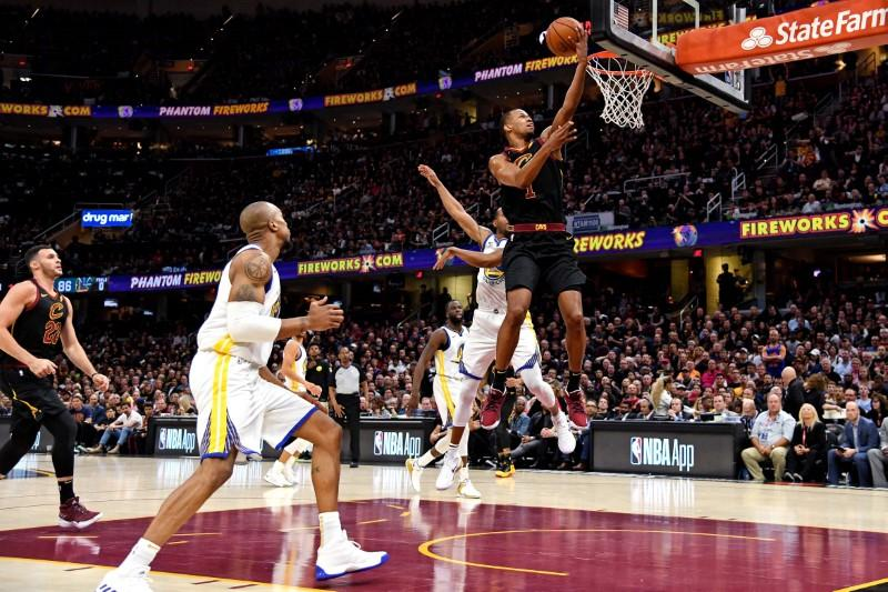 NBA: Warriors sweep Cavs to cement dynasty as LeBron ponders future