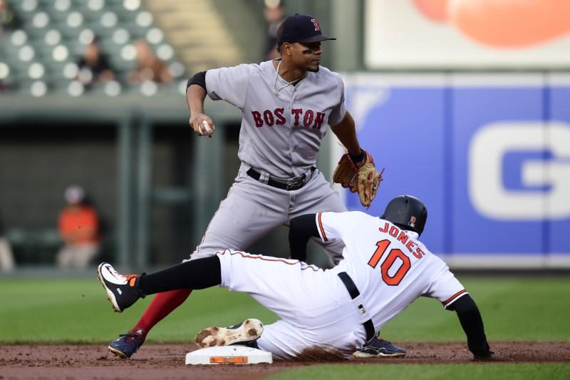 Major League Baseball roundup: Red Sox edge Orioles in 12 innings
