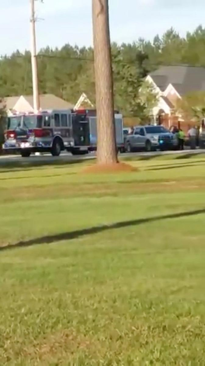 South Carolina shooting leaves one officer dead, four injured: local media