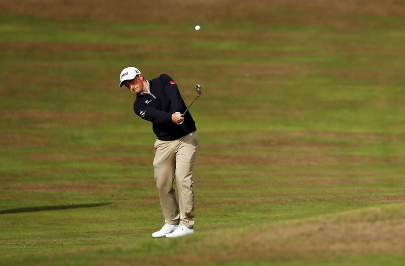 Golf: Dunne grabs narrow first-round lead in Turkey