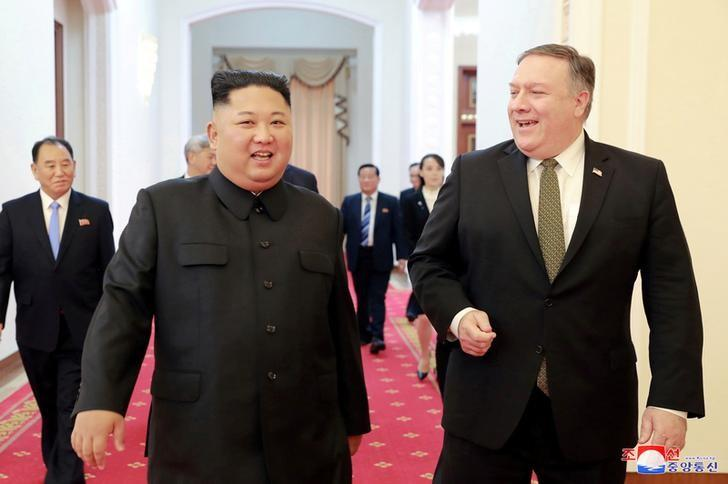 North Korea postponed talks with U.S. because not ready