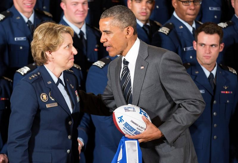 NBA: Former Air Force Lieutenant flying high as head of NBA referees