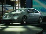 GM unveils electric car, the Volt