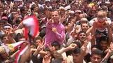 Protests intensify in Yemen