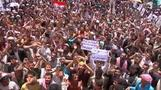Yemeni protesters reject Gulf plan