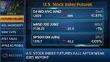 U.S. Morning Call: Stock futures tumble; Sony job cuts
