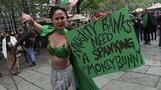 Occupy Wall Street resurgence a dud