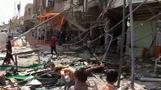 Deadly car bomb strikes Baghdad