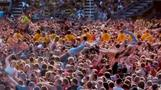 Mosh pit physics sheds light on strategies for crowd control