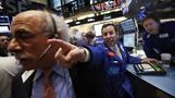 Volatility hits the markets, but jobs report may give comfort