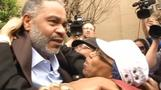 Alabama man free after almost 30 years on death row