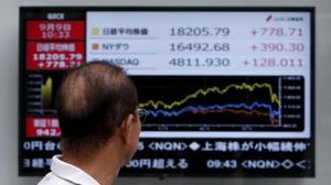 Asian markets riding on sentiment rebound