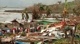 Fijian islands still cut off after cyclone, fear of disease outbreaks.
