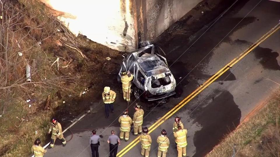 Car Accident Settlement >> Chesapeake CEO Aubrey McClendon dies in car crash ...