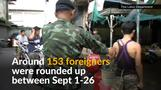 As anti-immigrant sentiment rises, Thailand cracks down on migrant workers