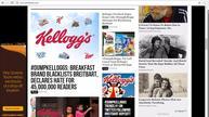 Brietbart.com calls for Kellogg boycott in ad fight