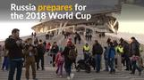 Russia tests readiness for World Cup with Sochi match