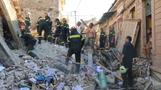 One dead after strong quake strikes Greece, Turkey