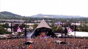 Top highlights of all-star Glastonbury 2017