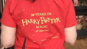 After 20 years, Harry Potter fans are still enjoying the magic