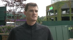 Jamie Murray would like to play doubles with Andy one day