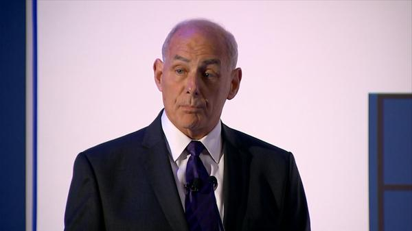 Kelly unveils new security measures for foreign flights arriving in U.S.