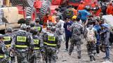 Beijing cracked down on landslide disaster coverage