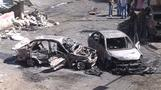 Deadly car bomb rocks Syria's Damascus