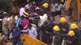 Mumbai building collapse kills at least 8 people