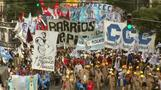 Argentines march for faith, food and fair jobs