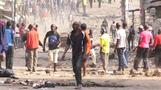 Violent clashes in Nairobi follow election result