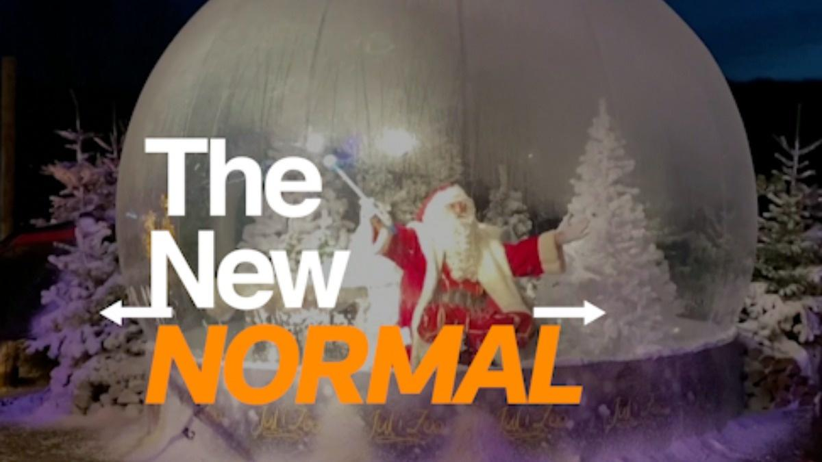 The New Normal: A 'jolly careful' Christmas