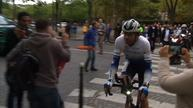 British cyclist smashes world record for circling the world