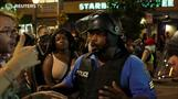 Black cops caught between the 'blue wall' and outrage