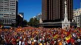 Spaniards rally amid rising independece tensions