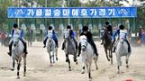 Jockeying for cash in North Korea