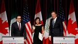 NAFTA teeters as talks bog down