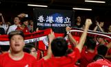 Hong Kong seeks law banning booing of China's anthem