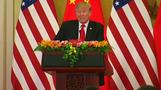Trump in Beijing calls on China to do more about North Korea